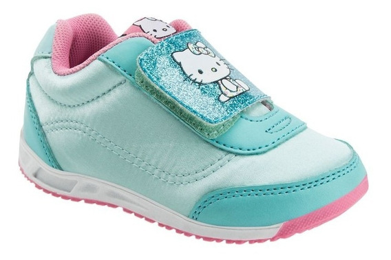 Zapatillas Topper Run Retro Kitty Iv Unicorn Velcro