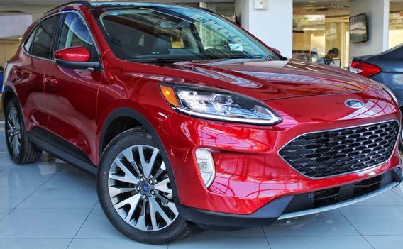 Ford Escape Titanium Ecoboost 4 Cil Fwd 2020