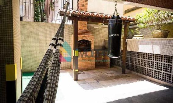 Apartamento Em Copacabana , Varanda, 180 Metros, 3 Quartos Com 2 Vagas De Garagem - Cpap30762