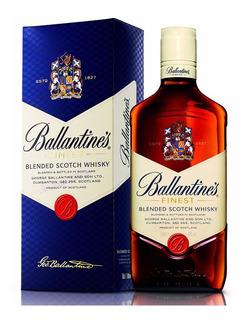 Whisky Ballantines C/estuche Envio Gratis En Capital Federal