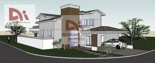Imagem 1 de 8 de Casa Com 4 Dormitórios À Venda Por R$ 800.000,00 - Campos Do Conde Chambord - Tremembé/sp - Ca0034