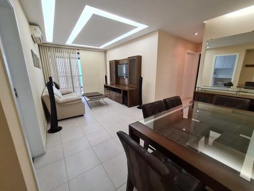 Imagem 1 de 30 de Apartamento Com 2 Dorms, José Menino, Santos, Cod: 1563 - A1563