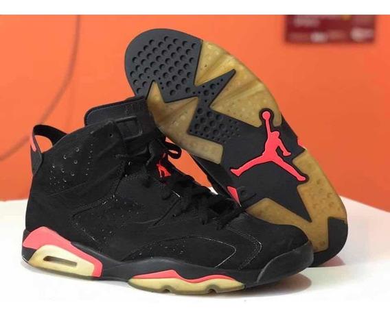 Nike Air Jordan 6 Infrared Número 11us
