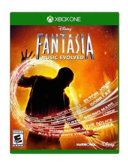 Fantasia Music Evolved - Xbox One - Nuevo