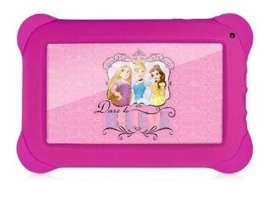 Tablet Multilaser Disney Quad Core Dual Câmera Nb239 Vitrine