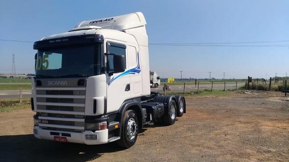 Scania R380 2005 6x2