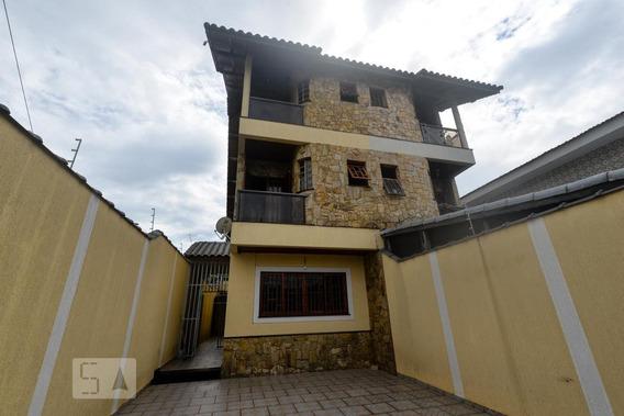 Casa Para Aluguel - Vila Galvão, 3 Quartos, 200 - 893011749