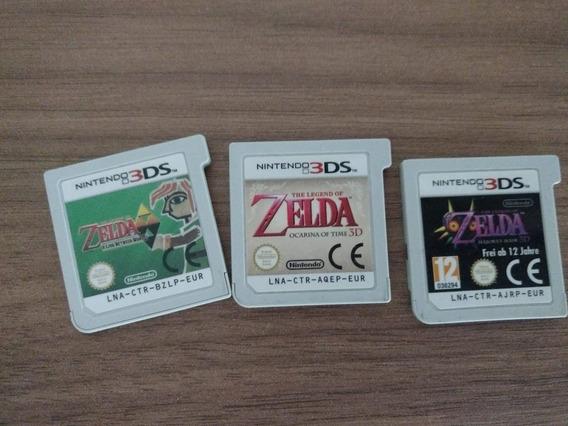 Zelda Nintendo 3ds Europeu Frete Grátis!