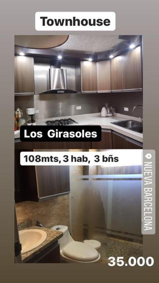 Casa Townhouse Th Nueva Barcelona Costanera 04246192711