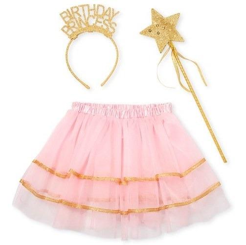 Falda Tutu Diadema Varita Birthday Princess Childrens Place