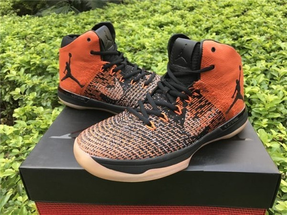 Tenis Air Jordan 31 shattered Backboard Originales