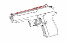 Armas De Madeira E Mdf Arquivos Pdf P/ Recortar