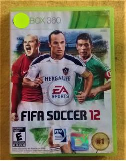 Fifa 12 Xbox 360 Play Magic