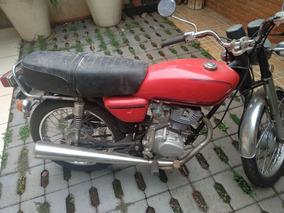 Cg 125 Bolinha 1978