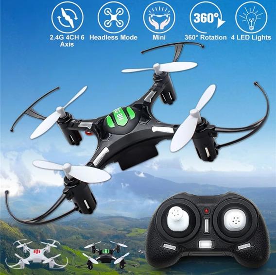 Mini Drone Jrc H8 Mini Quadricóptero Frete Grátis