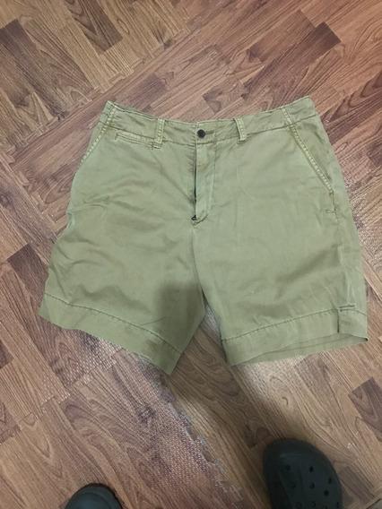 Shorts Polo Ralph Lauren Original Usado Talla 36