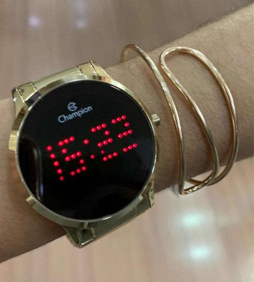 Lançamento Relógio Champion Led Original