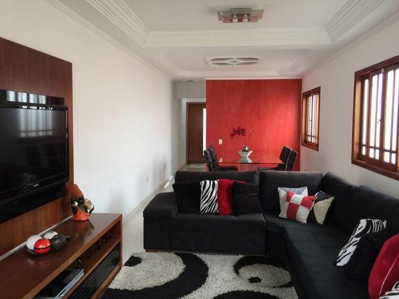 Sobrado Com 4 Dormitórios À Venda, 320 M² Por R$ 850.000 - So1644