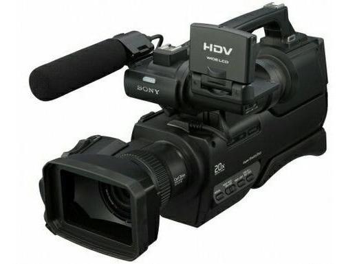 Filmadora Hdv1000 Usada