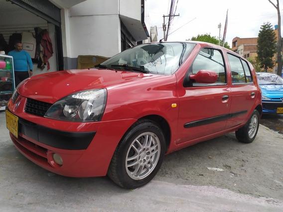 Renault Clio Dinámyc Full Equipo 2003