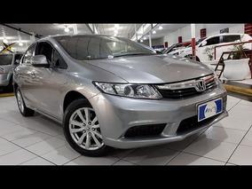 Honda Civic 1.8 Lxl 16v 2013