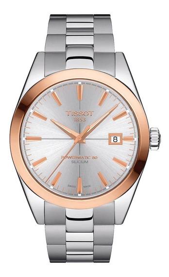 Reloj Tissot Gentleman Pwr80 T9274074103100 Ghiberti