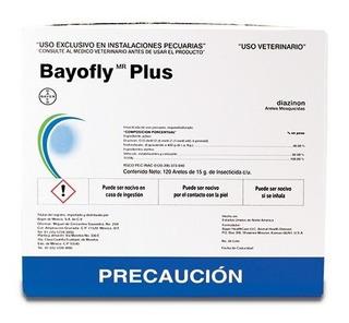 Bayofly Plus, Aretes Insectcidas, Aretes Diazinon, Bayer