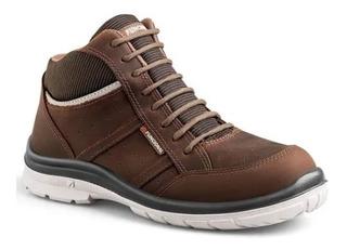 Calzado Zapato De Seguridad Frontier Funcional Luminares