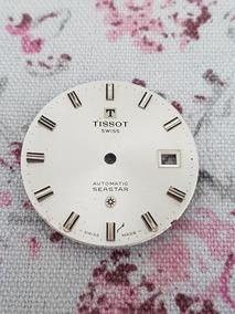 Mostrador Tissot Seastar Automatic 29.5mm T12 Yy