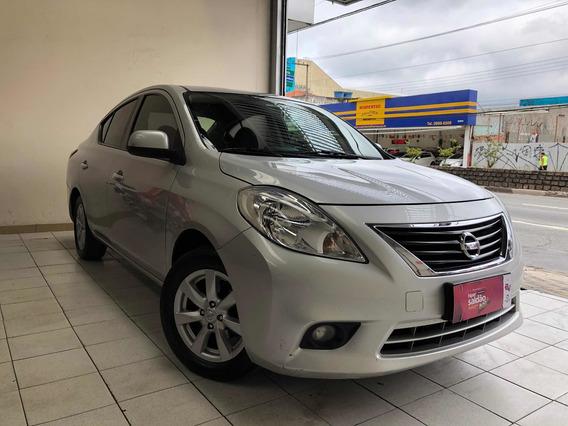 Nissan Versa 1.6 Flex Completo / Osasco Km 18