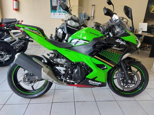 Kawasaki Ninja 400 Krt Verde 2020