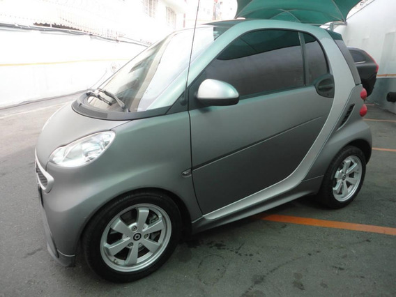 Smart Fortwo Coupe 62 Turbo