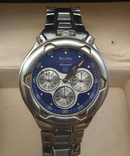 Relógio Bulova Antigo E Raríssimo Para Coleções