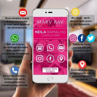 Cartão De Visita E Cardápio Digital Interativo Virtual