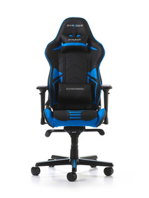 Cadeira Dxracer R-series - Black/blue (rv131nb)