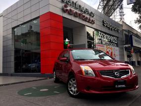Nissan Sentra 2.0 Custome 6vel Mt 2012 Seminuevos Sapporo