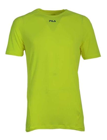 Camiseta Running Fila Masc Bio Hombre
