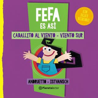 Fefa Es Así:caballito Al Viento Y Viento Sur M.t.andruetto