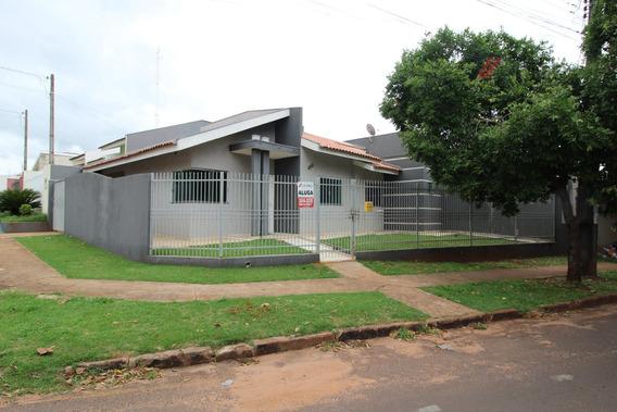 Casa Para Alugar No Jardim Veneza - Umuarama - 1639