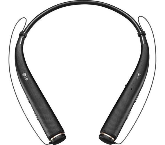 Audifonos Lg Tone Pro Hbs780 Bluetooth Color Negro