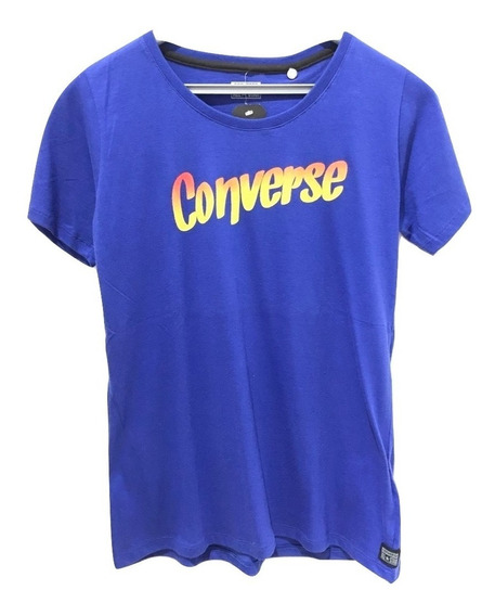 Remera Converse Mujer Lenny Tee-d5367888