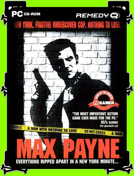 Max Payne 2 Pc - 100% Original (steam Key)