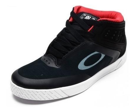 Tenis Oakley Bob Burnquist 2 Jet Black
