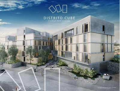 Departamento Home Garden En Venta | Distrito Cube