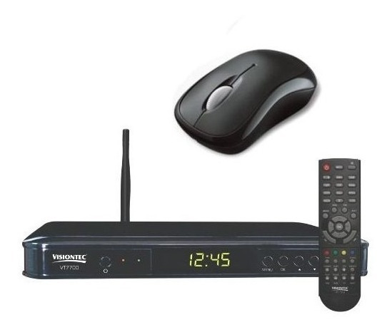 Conversor Smart Digital Visiontec Vt7700