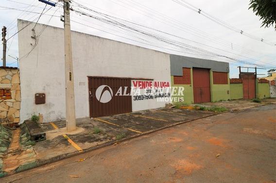 Galpão Para Alugar, 1122 M² Por R$ 7.000/mês - Parque Amazônia - Goiânia/go - Ga0130