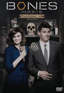 Bones Huesos Temporadas 1 A 8 Dvd Serie Paquete Nuevo