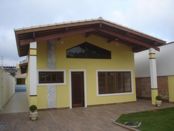 Rf:2.183-1 Casa 3 Dorm, 1 Suite,piscina, Churrasqueira