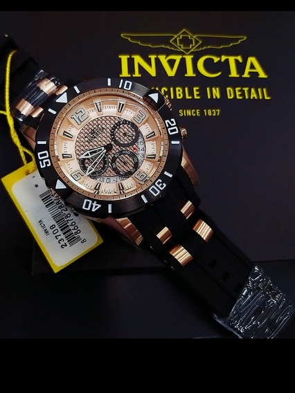 Relógio Invicta Pro Diver 23708 Original Usado 3x