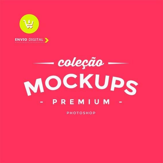 Mockups Premium - Coleção Profissional Psd